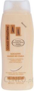 AA Oceanic Ciało Wrażliwe - Kakaowe masło do ciała z masłem kakaowym i masłem Shea oraz witaminą A 300 ml
