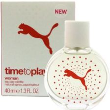 Puma Time To Play Woman Woda Toaletowa Spray 40ml
