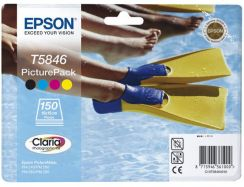 PicturePack T5846 Colour Ink (C13T58464010)