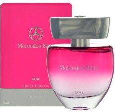 Mercedes-Benz Rose damska woda toaletowa 30ml