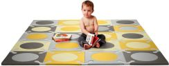 Skip Hop Mata Playspot Grey Gold (245011)