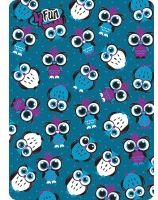 CHUSTA 8W1 KID OWL BLUE KID