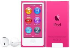 Apple iPod Nano 16GB Różowy (MKMV2QB-A)