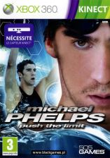 Gra na Xbox Michael Phelps Push the Limit / Kinect (Gra Xbox 360) - zdjęcie 1