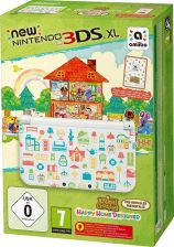New Nintendo 3DS XL + Animal Crossing