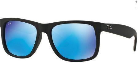 okulary ray ban męskie lustrzanki