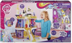 Hasbro My Little Pony Zamek Canterlot (B1373)