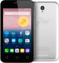 ALCATEL ONETOUCH PIXI FIRST Srebrny