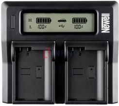 Newell LCD Dual Charger do NP-FW50