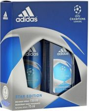 Adidas UEFA Champions League Star Edition dezodorant Body Fragrance 75ml + Deo Body Spray 150ml