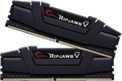 G.Skill 16GB DDR4 Ripjaws 5 Black (F4-3200C16D-16GVKB)