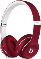 Beats by Dr. Dre Solo 2 Luxe Edition Czerwony (ML9G2ZM/A)