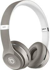 Beats by Dr. Dre Solo 2 Luxe Edition Srebrny (MLA42ZM/A)