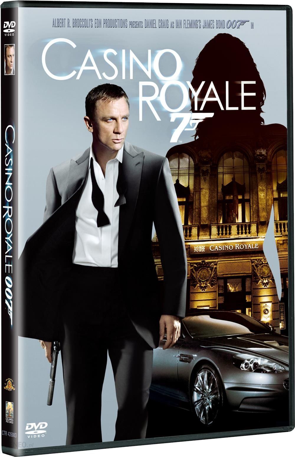 Synopsis Complet & Informations Sur: Film James Bond : Casino Royale