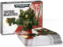 Wh40K Tactical Objectives (English)