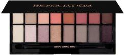 Makeup Revolution Salvation Palette 16 Cieni do Powiek New Trals Vs Neutrals 16g