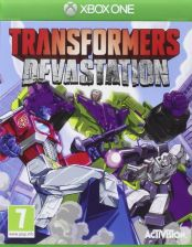 Transformers Devastation (Gra Xbox One)