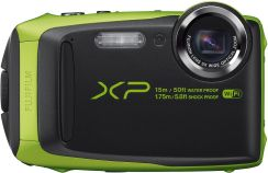 Fujifilm FinePix XP90 Zielony