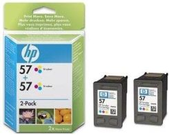 Produkt z outletu: HP 2-Pack 57