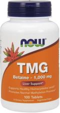 Now Foods TMG 100 tabl.