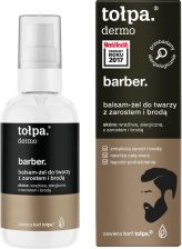 Tołpa Dermo Men Barber balsam-żel do twarzy z zarostem i brodą 75ml