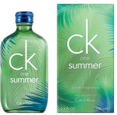 Calvin Klein Ck One Summer 2016 Woda Toaletowa 100ml