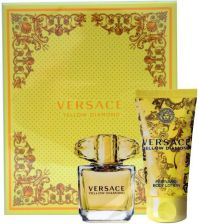 Versace Yellow Diamond Woda Toaletowa 30ml + Balsam do Ciała 50ml