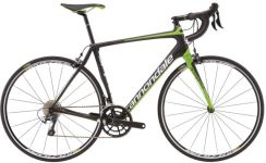 Rower Cannondale Synapse Carbon Ultegra C Czarny 2016