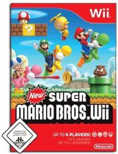 New Super Mario Bros Wii (Gra Wii)