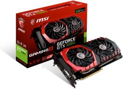 MSI GeForce GTX 1080 Gaming X 8GB (GTX1080GAMINGX8G)