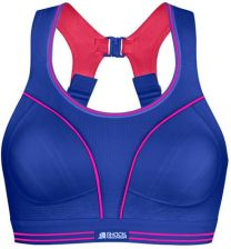 Ab Ovo Stanik Sportowy Shock Absorber Ultimate Run Bra Blue/Neon (S5044Bln)