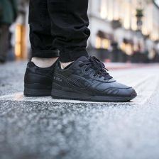 new products 4a2b1 75300 asics gel lyte iii all black