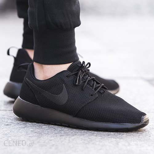 timeless design 57073 b0158 Buty Nike Roshe One All Black (511881-026) - Ceny i opinie -