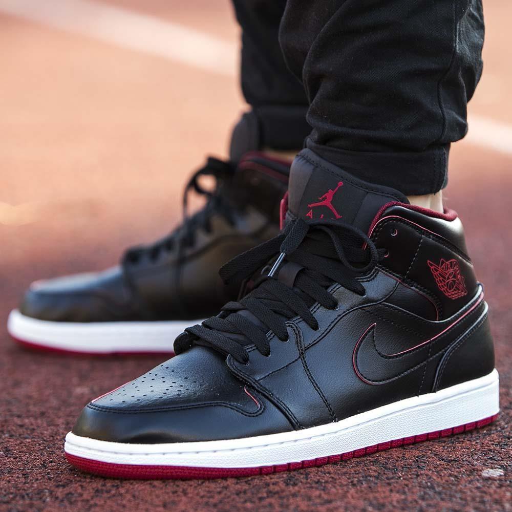 air jordan 1 shoes black