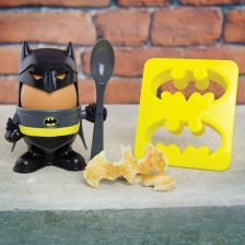 Batman Egg Cup and Toast Cutter - zdjęcie 1