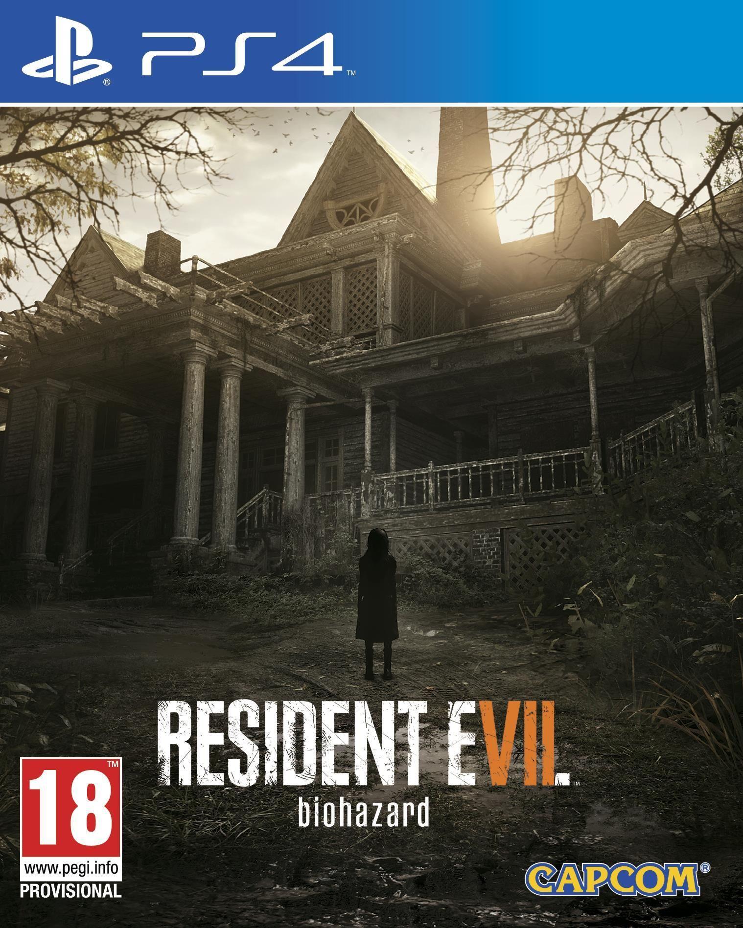 Gra PS4 Resident Evil 7: Biohazard (Gra PS4) - Ceny i opinie - Ceneo.pl