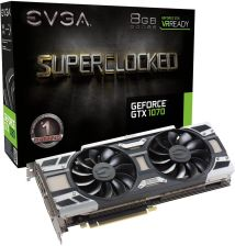EVGA GeForce GTX 1070 SC Gaming 8GB (08G-P4-6173-KR)