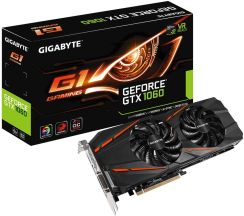 Gigabyte GeForce GTX 1060 G1 Gaming 6GB (GVN1060G1GAMING6GD)