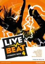 Live Beat 4 Students& Book plus MP3 CD