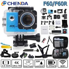 Action Camera F60/F60R 4K 30FPS Wifi - Aliexpress