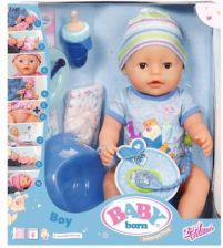 Zapf Creation BABY born Interactive Doll Boy 822012
