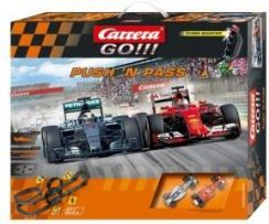 Carrera Go Tor Push'n Pass 62393