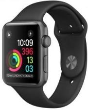 Apple Watch Series 2 42mm Szary/Czarny (MP062MPA)