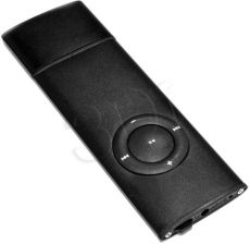 MANTA 4GB CZARNY MP3SLIM4BK