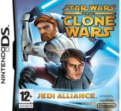 Star Wars The Clone Wars - Jedi Alliance (Gra NDS)