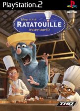 Ratatouille (Gra PS2)