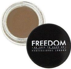Freedom Makeup Pro Brow Pomada Do Brwi Soft Brown 2,5g