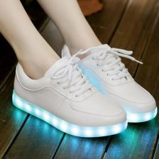 Led light shoes mens shoes casual - Aliexpress