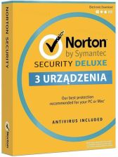Symantec Norton Security Deluxe 3.0 3U 1Rok ESD (21358337)