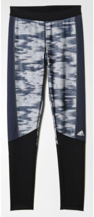 Spodnie treningowe adidas Techfit Long Tight Print W AY5499